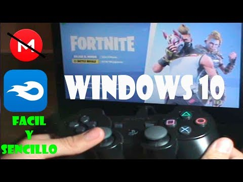 Como Conectar El Mando Del PS3 A La PC En Windows 10 | Fácil Y Sencillo | - AZ Tops