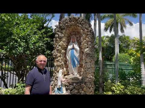Padre Inocencio Llamas y uno de los moderadores en el próximo Congreso Virtual Iberoamericano