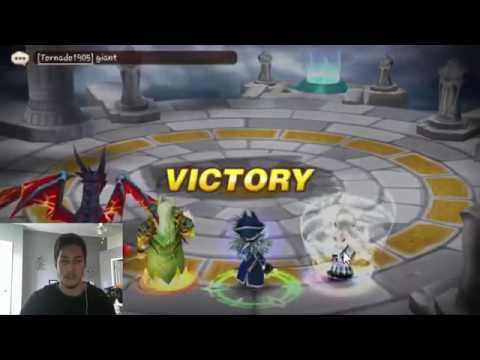 Sunday Arena (Testing Tosi and AD AI) || Claytano Summoners War