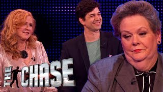 Carol Decker and Adam Garcia's Final Chase With The Governess | The Celebrity Chase