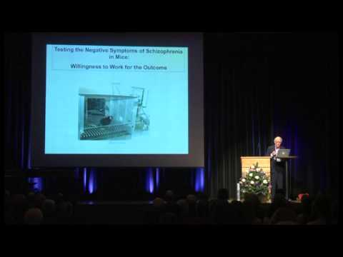 (HD) Eric Kandel (Nobelprize 2000) Lecture, Molecular genetic and cognitive studies in schizophrenia