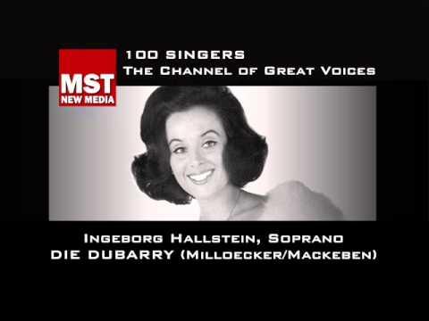 100 Singers - INGEBORG HALLSTEIN