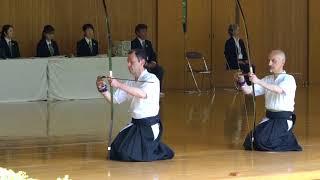第3回 弓道世界大会 準々決勝 イタリア -The world kyudo taikai Italy-