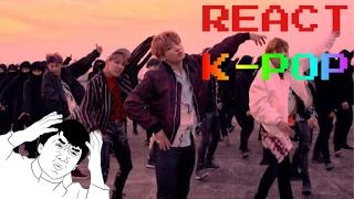 REAGINDO A K-POP!!! • BTS - NOT TODAY