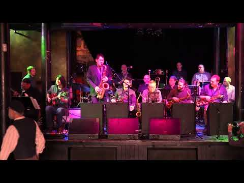 BT ALC Big Band at the MET First Set 2018~04~08