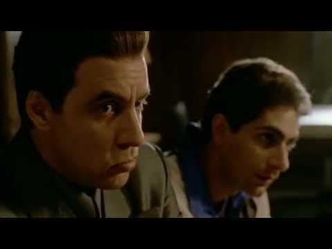 Tony tells Silvio, Paulie and Christopher to visit a psychiatrist - The Sopranos HD
