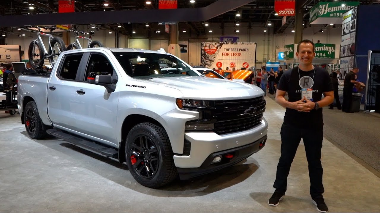 Is the 2020 Chevy Silverado Redline Edition the PERFECT ...