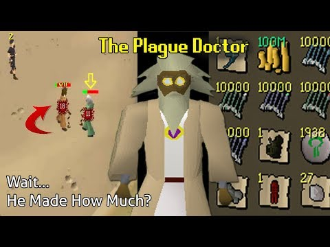 I Interviewed a RuneScape Bug Abuser. Here's what he said