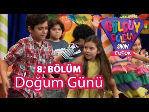 Güldüy Güldüy Show Çocuk 8. Bölüm, Doğum Günü Skeci