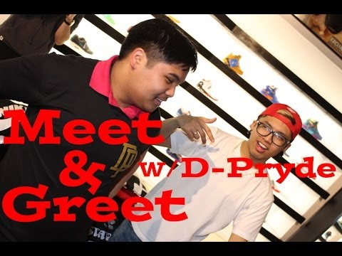 Meet and Greet Dprizzy