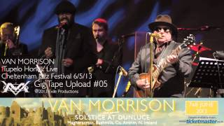 Van Morrison with Gregory Porter - Tupelo Honey, live in concert