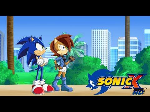 Sonic X HD-Pilot
