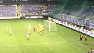 Újpest - Tiszaújváros 8-1 Magyar Kupa negyeddöntő I.