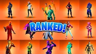 Top 10 Legendary Fortnite Skins of ALL TIME! (Fortnite Skins Ranked)