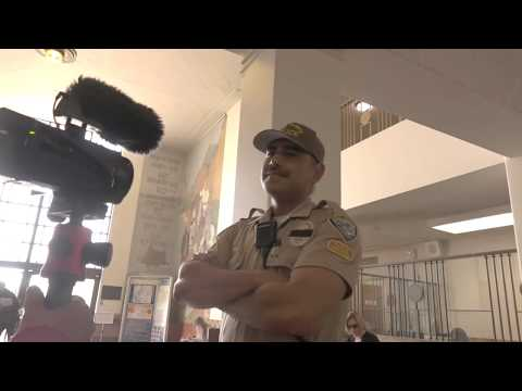 Santa Monica City Hall Deputy Perez Can F Date My Sister! 1st Amendment Audit W/ (HDCW's Bald Head)