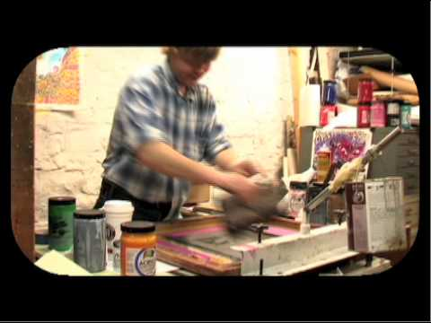 American Artifact : The Rise of American Rock Poster Art (movie trailer)