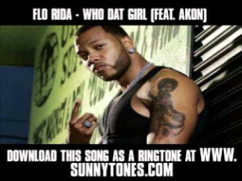 Flo Rida - Who Dat Girl Feat  Akon [ New Video + Lyrics + Download ]