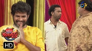 Hyper Aadi Raising Raju Performance | Jabardasth | 17th November 2016 | ETV Telugu