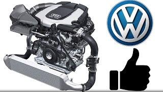 видео Двигатели Volkswagen | Масло, ремонт, неисправности, марки