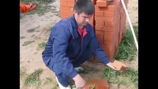 видео Как приготовить хороший глиняный раствор для кладки печей и каминов