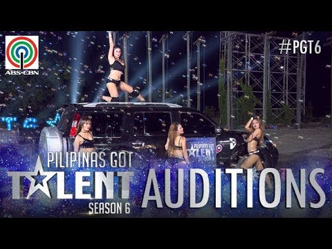 Pilipinas Got Talent 2018 Auditions: Play Girls - Dance