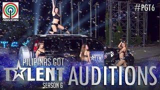 Pilipinas Got Talent 2018 Auditions: Play Girls - Dance