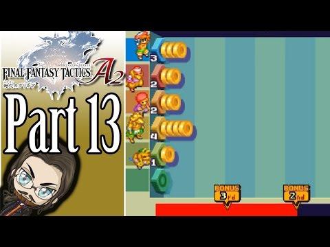 Auction House! - Final Fantasy Tactics A2 - Part 13