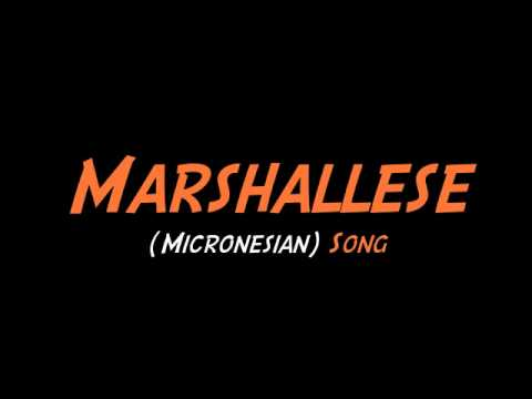 "Marshallese Song ""Likatu In Majol"" - Les Anjolok"