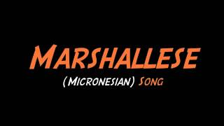 "Marshallese Song ""Likatu In Majol"" - Les Anjolok"