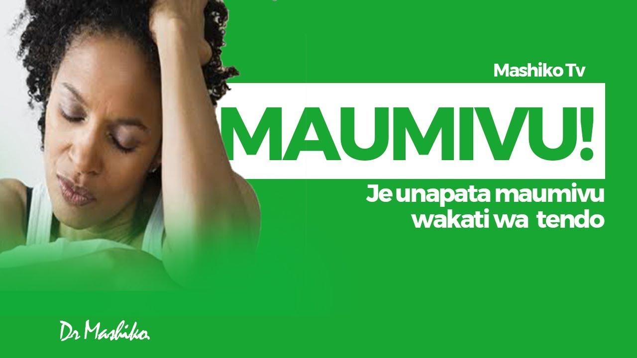 Download SABABU (5) ZINAZOPELEKEA MWANAMKE KUPATA MAUMIVU WAKATI TENDO LA NDOA