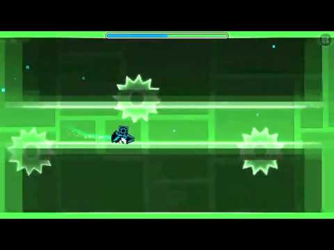 Geometry Dash - Can't Let Go V3 - by Blue Dragon