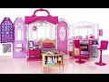 Barbienin Lüks Tatil Evi Açılımı Barbie House Unboxing Barbieler Alemi Tv Barbie Videoları mp3