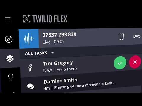Quickly Deploy a Cloud Contact Center Using Twilio Flex