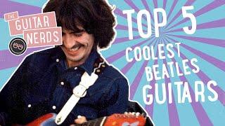 The Top Five Coolest Beatles Guitars