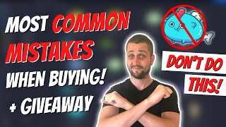 DON'T MAKE THESE MISṪAKES WHEN BUYING AXIES! | AXIE INFINITY