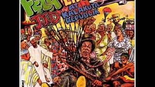 Fela Anikulapo Kuti & The Africa 70 - J.J.D.(Johnny Just Drop)