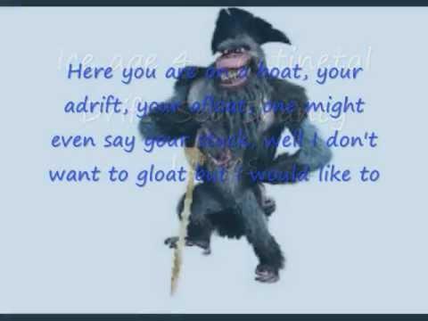Captain gutt song lyrics