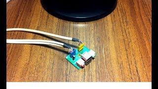 Ремонт USB передней панели компьютера