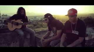 Pix-l - Dan mon Vybe en acoustique par  Jal ( Mai 2014 )