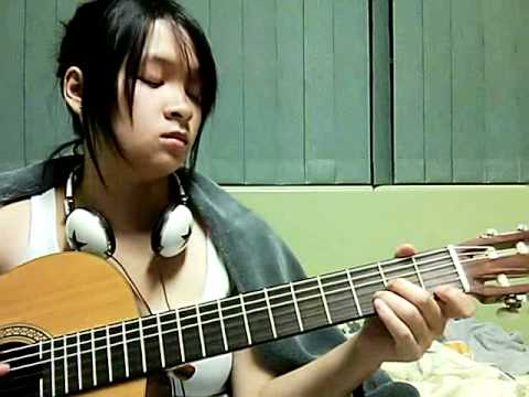 jung yong hwa because i miss you finger picking style youtube. Black Bedroom Furniture Sets. Home Design Ideas