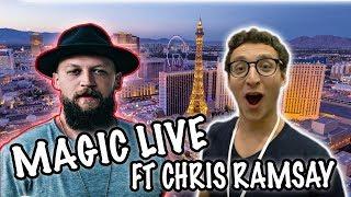 Magic Ft. Chris Ramsay ( Julius Dein Vlogs )