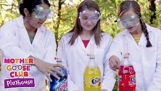 Best Experiment   Mentos and Soda Challenge   What Happens   Mother Goose Club Playhouse   Science
