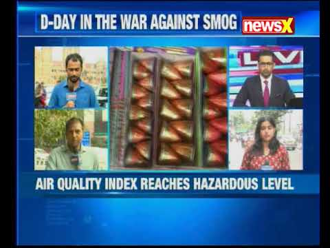 NewsX reality check on quality of air in Delhi