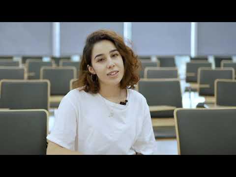 Öğrenci Gözünden MEF Üniversitesi / Ayça Ceren Akdemir - Siyaset Bilimi ve Uluslararası İlişkiler