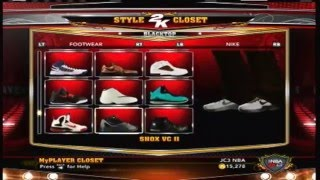 NBA 2K13 MyCAREER Insight 2- Unknown Codes & Closet Equipping!
