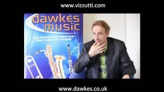 Allen Vizzutti - Trumpet warm up advice