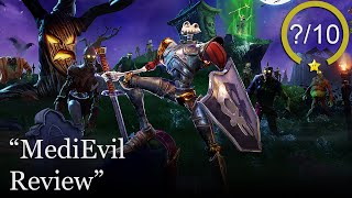 MediEvil Review [PS4] (Video Game Video Review)
