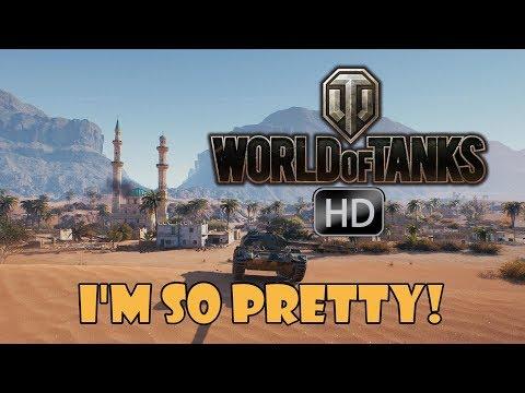 World of Tanks HD - I'm So Pretty!
