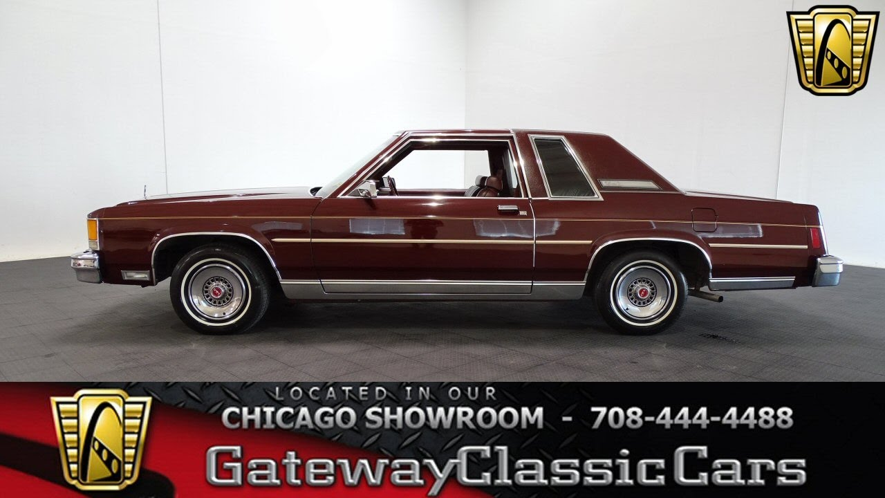 1979 ford ltd gateway classic cars chicago 1209 [ 1280 x 720 Pixel ]