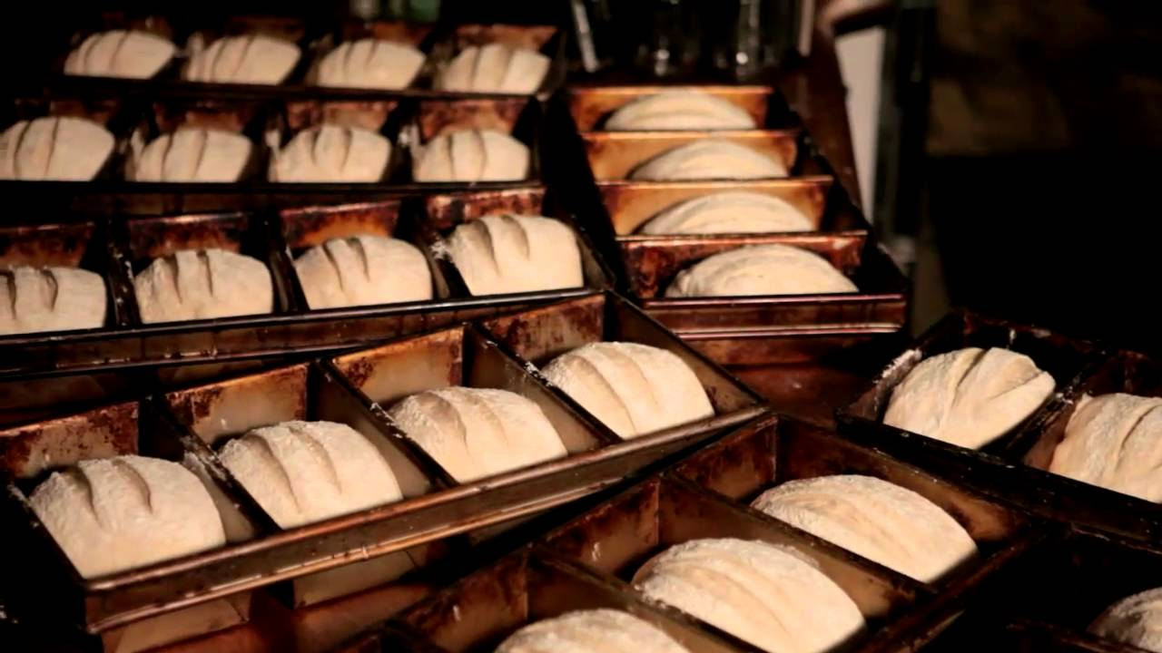 Tartine Bread - YouTube